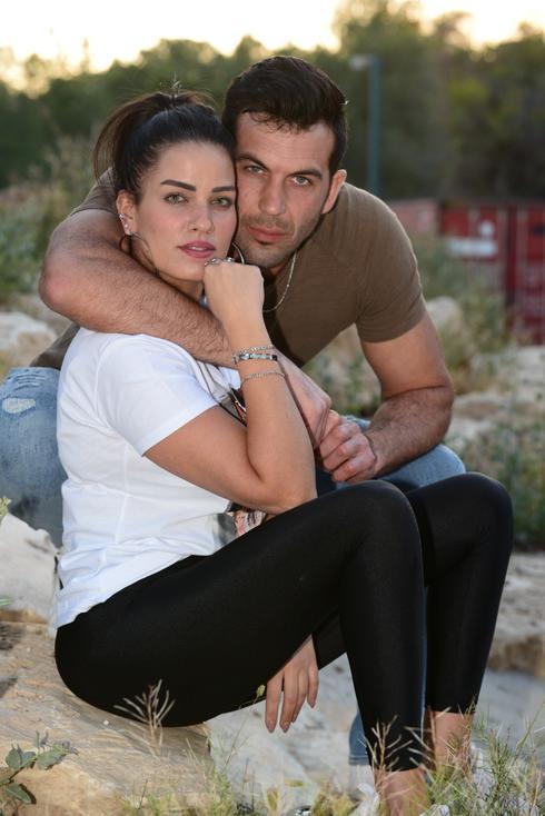 אודליה ואבי סוויסה. 12 שנות נישואים ועדיין מאוהבים