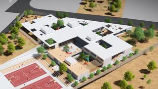 """בית הספר החדש בשכונת סיגליות בב""""ש"""