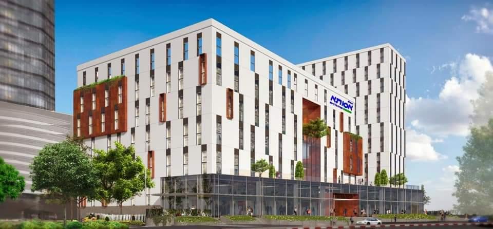 בית החולים אסותא החדש בבאר שבע