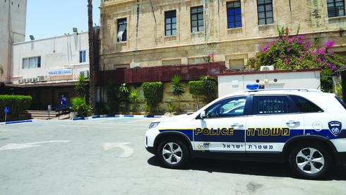 משטרת באר־שבע. הבלשים טוענים לפגיעה בלתי הפיכה | צילום: הרצל יוסף
