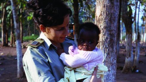 מריות בתקופת שהותה בחוף השנהב