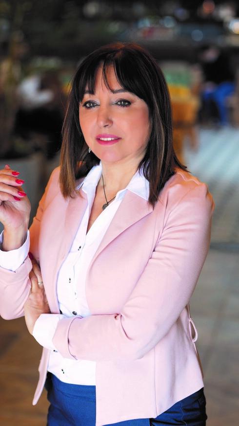 אילנה בורגמן. הגדילה את רמת ההשפעה שלה במשרד