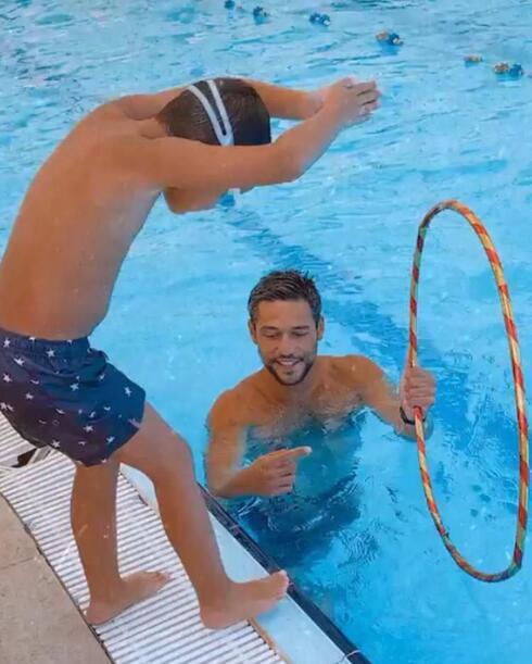 לימודי שחייה לילדים בישראל