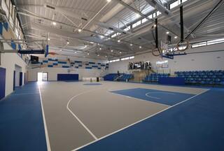 מרכז הספורט החדש