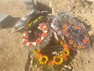 קברה של קארין גז ללוש. סיפור טראגי וכואב