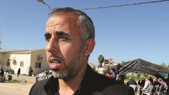 """ראש עיריית רהט, פאיז אבו סהיבן: """"אנחנו סובלים מהפשיעה באזור ומתופעת הירי ביישובי החברה הבדואית"""""""