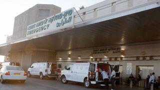 """חזית חדר המיון ב""""סורוקה"""". ברור שבית חולים נוסף יקל על הצוותים הרפואיים ועל החולים"""