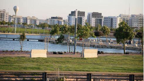 שכונת פארק נחל באר־שבע. 40 אלף תושבים עד 2024