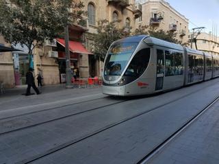 הרכבת הקלה בירושלים, אדווה חולי