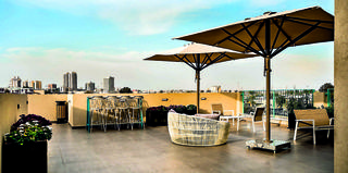 מתחם דירות בוטיק בעיר העתיקה בבאר שבע. צילום: 'סימפלקס'