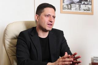 רוביק דנילוביץ'. גידול שלילי בכמות העסקים בבאר שבע. צילום: הרצל יוסף