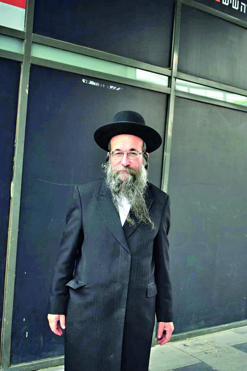 הרב נחום קרליץ. צילום: אסף חודרוב (גיליון 18.09.18)