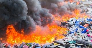 שריפת פסולת, שאטרסטוק