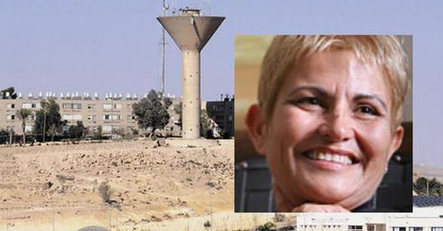 פלורה שושן (גלעד קוולרצ'יק), מצפה רמון (הרצל יוסף)