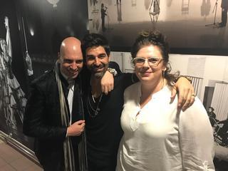 רותם כהן והסינפונייטה בקונצרט מטורף - קרדיט יחצ