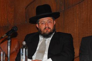 הרב יהודה דרעי. צילום: הרצל יוסף