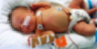 תינוק חולה, פג. אילוסטרציה: pixabay