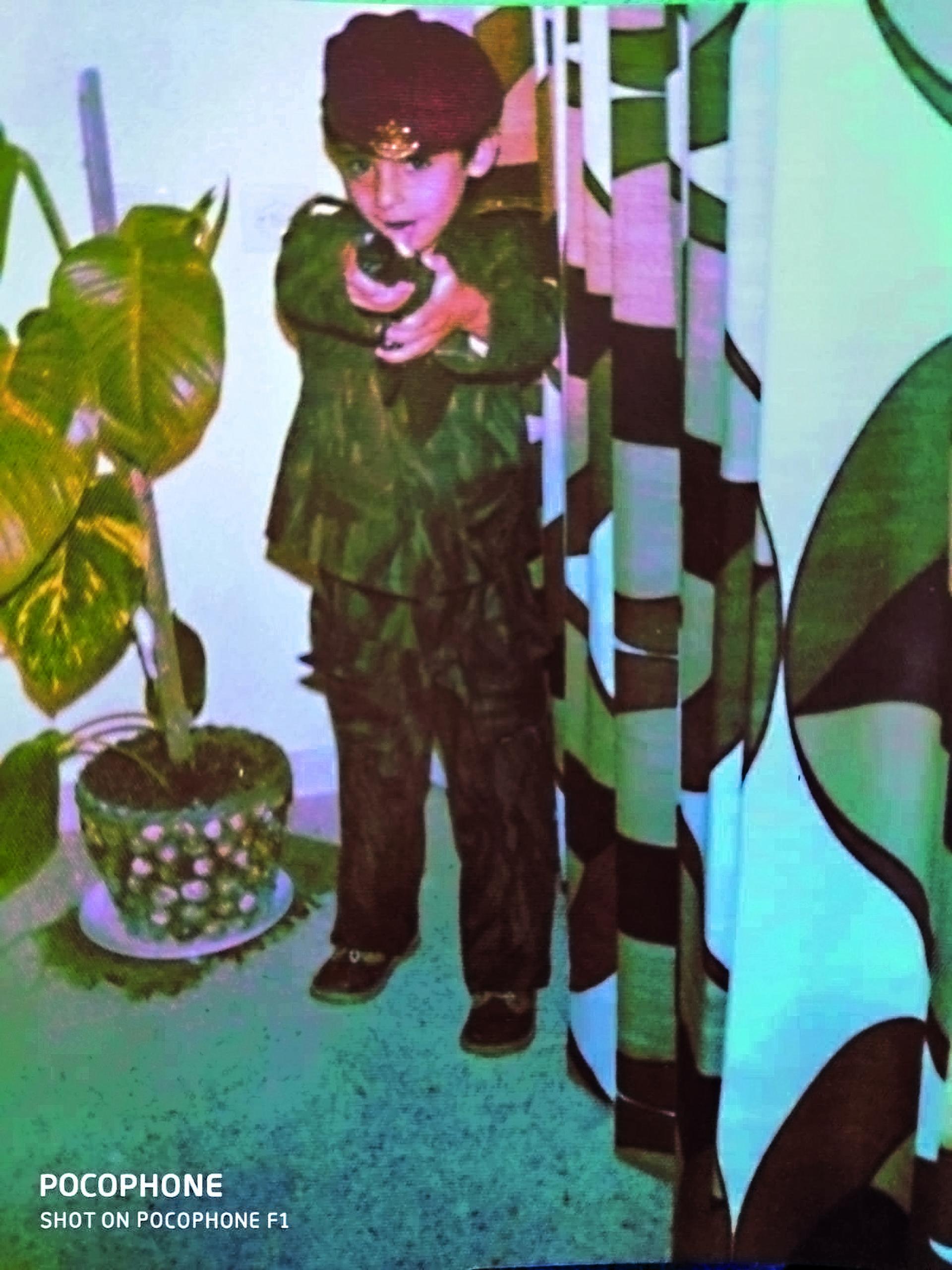 אלירן גבאי. צילום פרטי (גיליון 15.03.19)