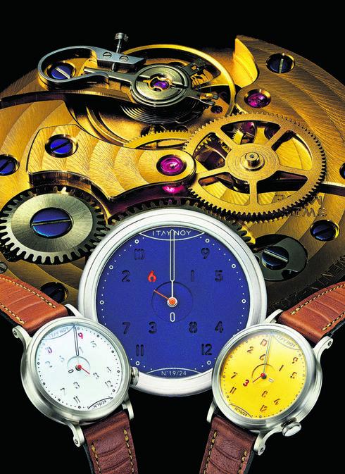 השעונים של נוי | צילום: אלכסנדר קוצ'רנקו