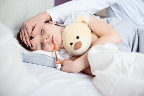 מחלת החצבת ממשיכה להתפשט | צילום המחשה: shutterstock