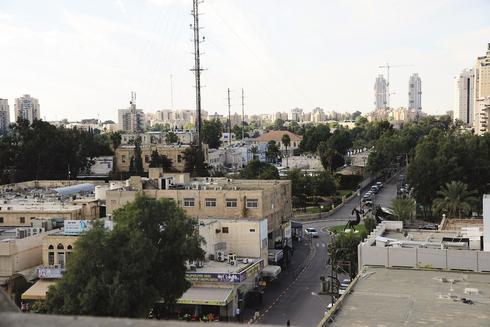 העיר העתיקה בבאר שבע 2019. צילום: הרצל יוסף
