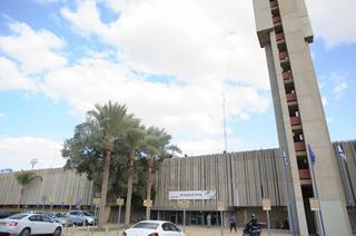 בניין עיריית באר שבע. צילום: שי שמואלי