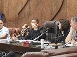 מתוך ישיבת המועצה | צילום: הרצל יוסף