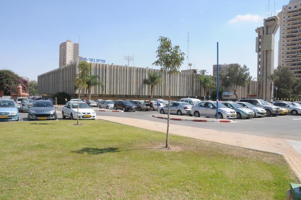 בניין עיריית באר שבע. צילום: הרצל יוסף