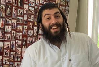 יוסף לוי. צילום: בית חב״ד קוזומל