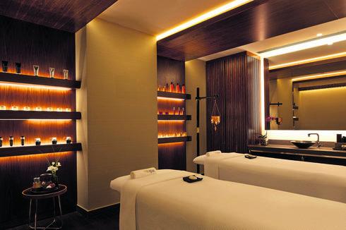 THE SPA ספא במלון דיויד אינטרקונטיננטל, תל אביב. צילום: עמית גירון