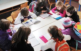 כיתת בית ספר | צילום: Shutterstock